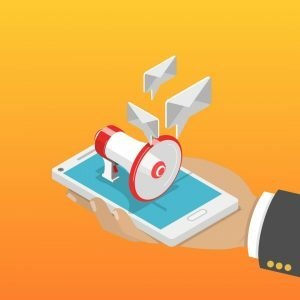 What is remarketing - email remarketing illustration - Common Ground Agency