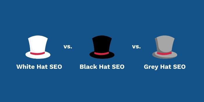 Common Ground - types of seo - white black grey hat seo